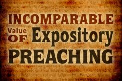 Expository Preaching: New Live Streaming Course
