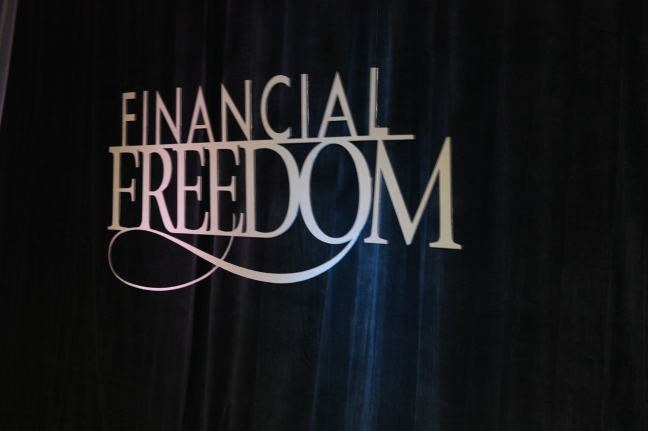 Financial Freedom: New Live Streaming Course